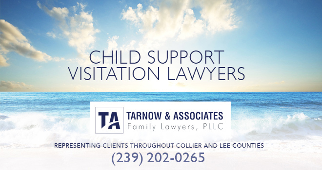Child Support Visitation Lawyers in and near Bonita Springs Florida