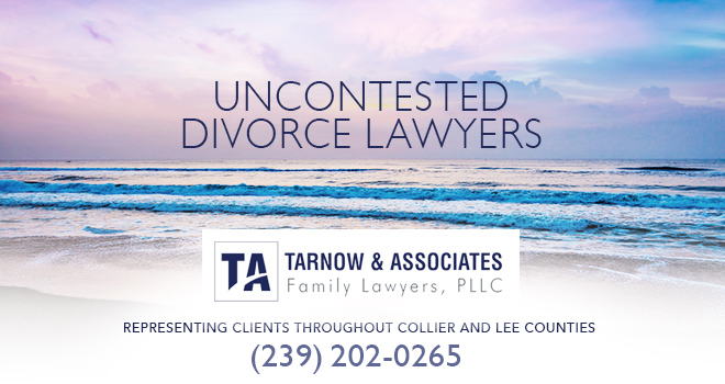 Simple Divorce Lawyers in and near Bonita Springs Florida