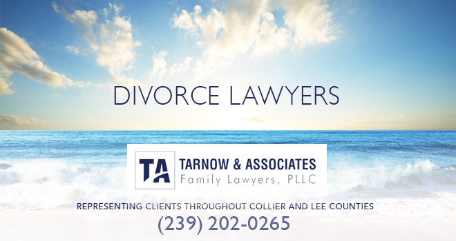 Divorce Lawyers in and near Naples Florida