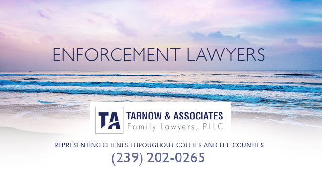 Enforcement Lawyers in and near Naples Florida